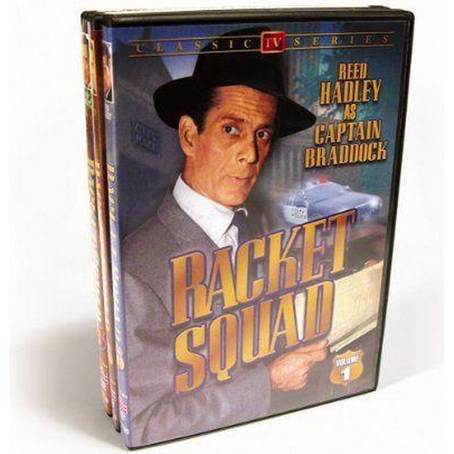 Racket Squad 1 - 3 [DVD] [Region 1] [US Import] [NTSC]